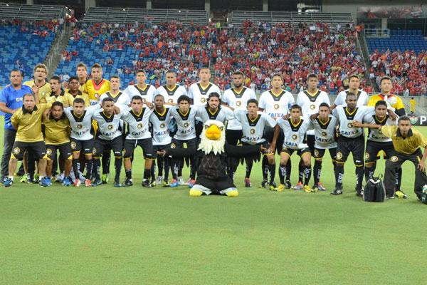 Globo segue na preparação para a disputa do Campeonato Brasileiro da Série D