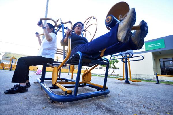 Em Natal, 38% dos entrevistados na pesquisa Vigitel disseram que fazem pelo menos 150 minutos de atividades físicas semanais
