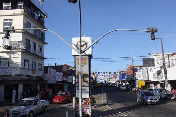 Cerca de 35 mil comerciários formais trabalham no bairro Alecrim, que recebe uma visitação diária de 150 mil pessoas por dia