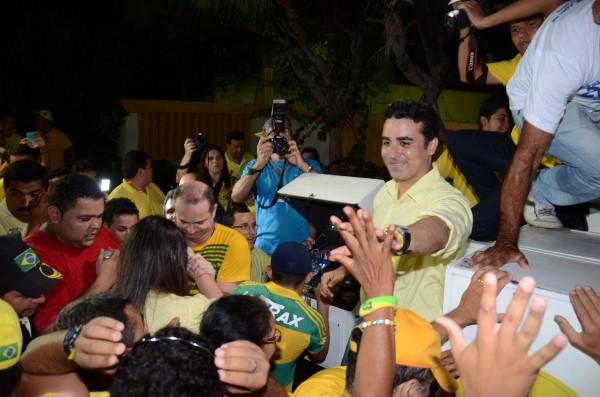 Francisco José Júnior é o novo prefeito de Mossoró