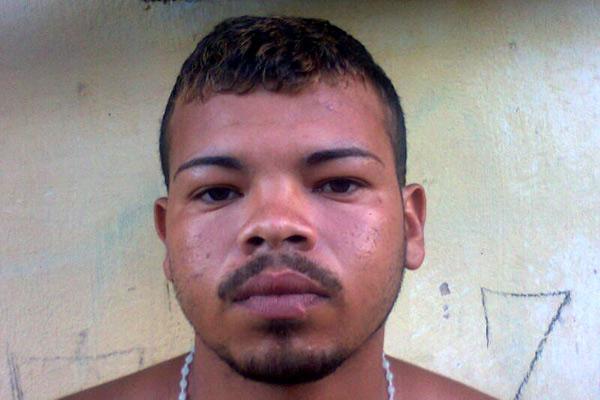 Wanderley David Monteiro Galvão, de 22 anos, foi preso nesta quinta-feira
