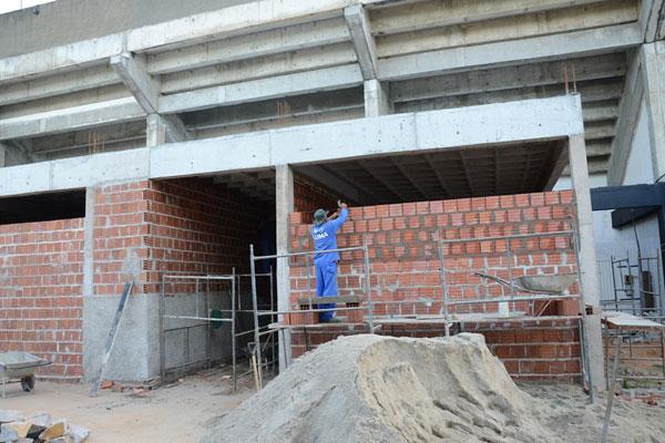 Direção do ABC vai gastar R$ 335 mil na ampliação e adequação do estádio para receber as seleções