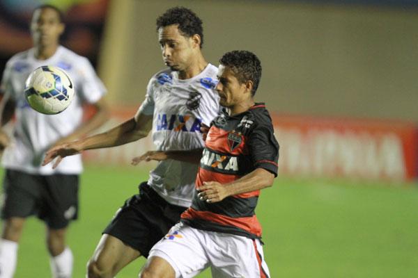 Samuel ajudou a parar o rápido ataque do Atlético-GO que na segunda etapa não conseguiu produzir bem e o time acabou eliminado