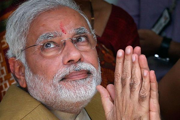 Partido de Narendra Modi obteve maioria ampla nas urnas