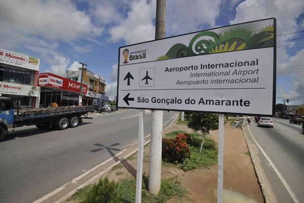 Novo aeroporto em São Gonçalo já deve estar operando