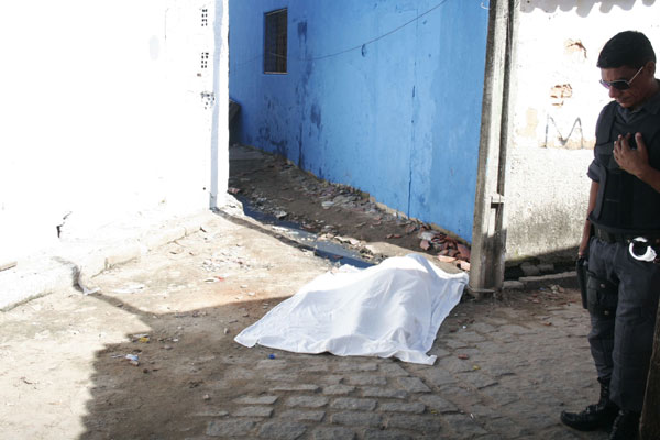 RN registrou uma taxa de 50 assassinatos para cada 100 mil habitantes