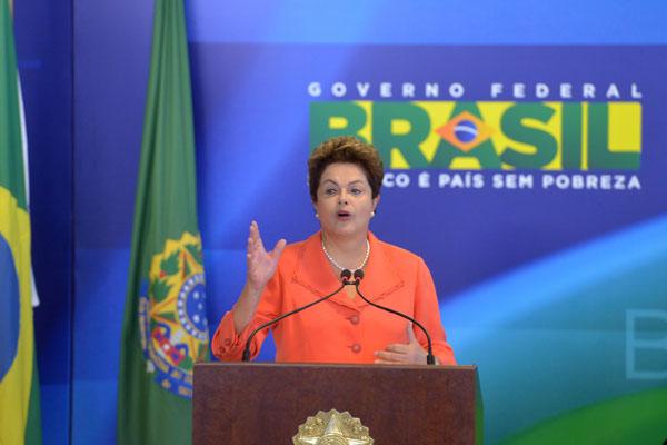 Expectativa da presidente Dilma é anunciar medidas que beneficiam pequenos municípios até o fim do ano