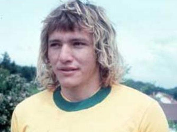 Lateral da Seleção Brasileira mudou os conceitos e foi eleito o melhor jogador da Copa do Mundo na Alemanha, em 1974