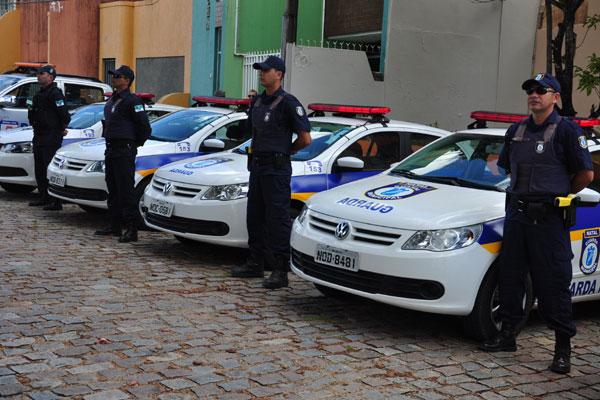 Guarda Municipal pode cruzar os braços nesta semana