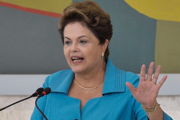 Dilma apresentou meta, ontem, em reunião do Conselho de Desenvolvimento Econômico e Social