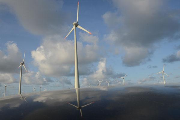 Parque eólico: O setor deve absorver mais de 30% dos investimentos previstos no RN até 2020