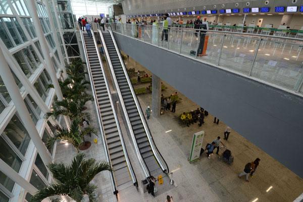 Novo aeroporto do RN começou a funcionar dia 31 de maio