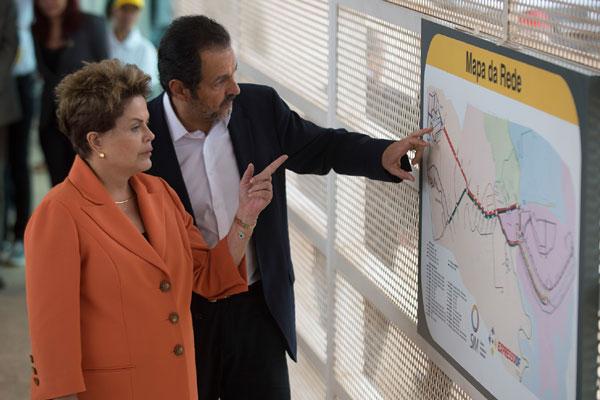 Dilma Rousseff lembra as dificuldades que enfrentou no período da repressão militar