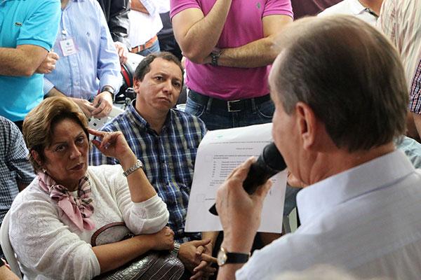 Por maioria ampla de votos, convencionais rejeitaram argumentos de Rosalba sobre reeleição