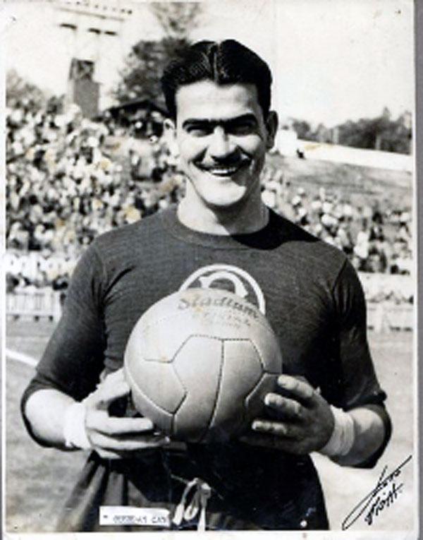 O ex-goleiro era o último atleta ainda vivo da época em que o clube se chamava Palestra Itália
