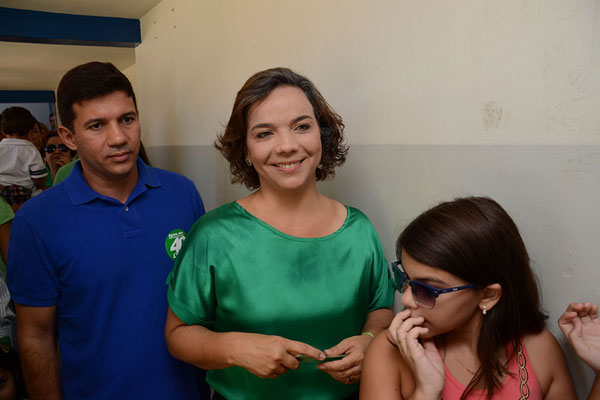 Com a decisão do TSE, Larissa poderá registrar candidatura e disputar a reeleição em outubro