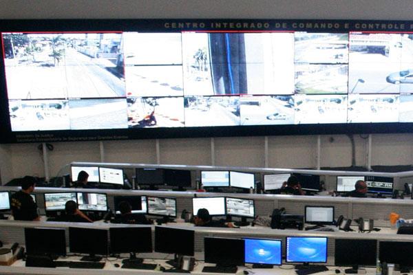 Segurança: Natal ganhou Centro Integrado de Comando