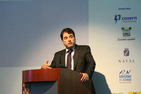 Alysson Paolinelli, CEO do Consórcio Inframérica