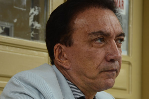 Presidente Rubens Guilherme projeta retornar apenas em 2015