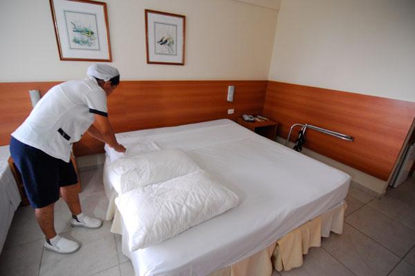 Já influenciadas pela Copa, as diárias de hotel subiram 25,33%, impactando as despesas pessoais