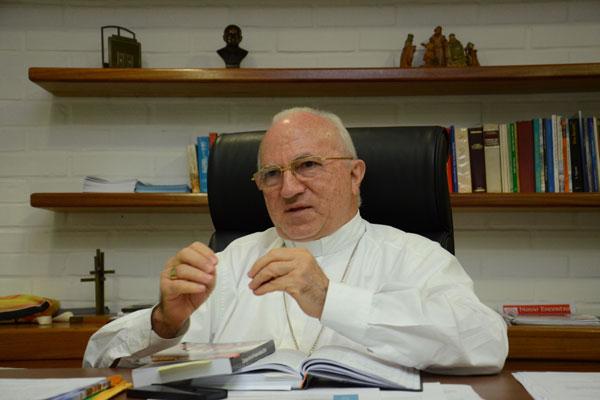 Dom Jaime Vieira Rocha, arcebispo metropolitano de Natal