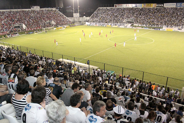 Diretoria abecedista acredita que partida contra o Joinville deve atrair um bom público ao estádio. O horário é considerado bom