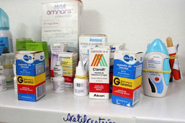 Preços dos medicamentos estão mais caros em todo o Brasil