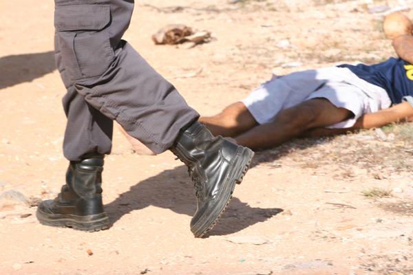 População convive diariamente com a violência. Neste mês de julho já ocorreram 103 homicídios