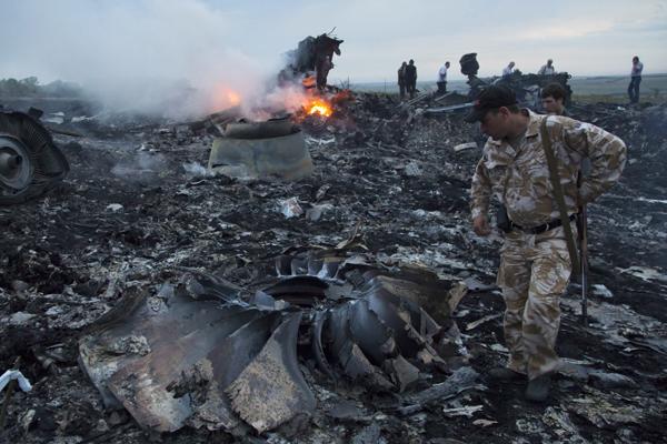 Aeronave foi derrubado enquanto fazia o trajeto entre Holanda e Malásia