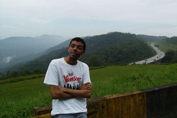 Marcelo Tavares, o Paneloviski - Jornalista e poeta