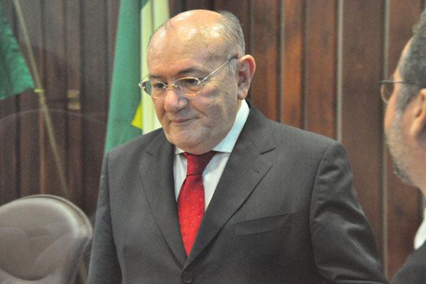 Ex-governador e ex-deputado Vivaldo Costa retornará à Assembleia Legislativa