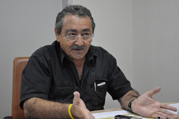 """José Adécio: """"Ao longo de minha vida me acostumei a respeitar toda decisão jurídica"""""""