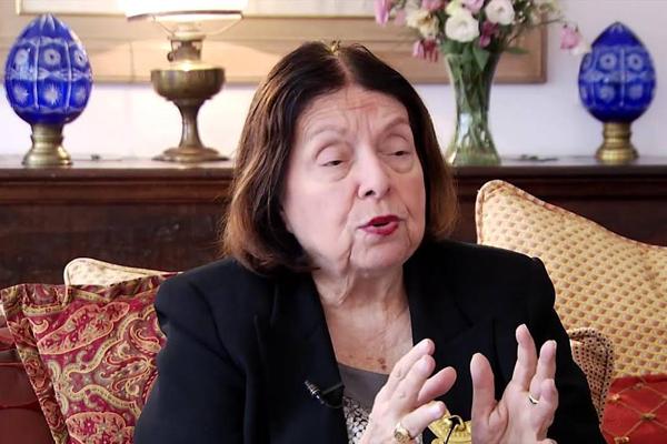 Nélida Piñon está entre os nomes confirmações na quinta edição do Flipipa