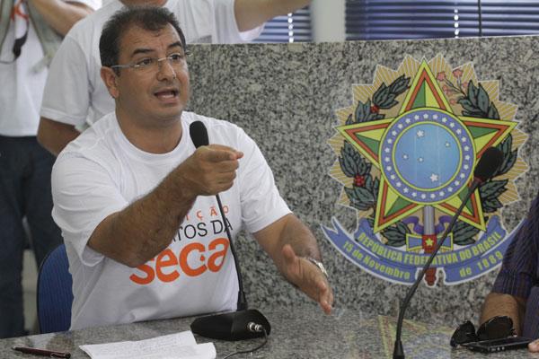 Vieira lembra que um dos pricipais pleitos do setor é a interligação de bacias hidrográficas para combater efeitos da seca