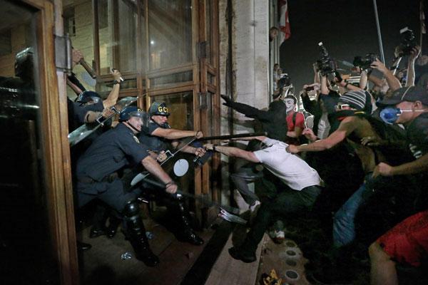 Comando de Operações Terrestres fará trabalho preventivo para conter violência de black blocs