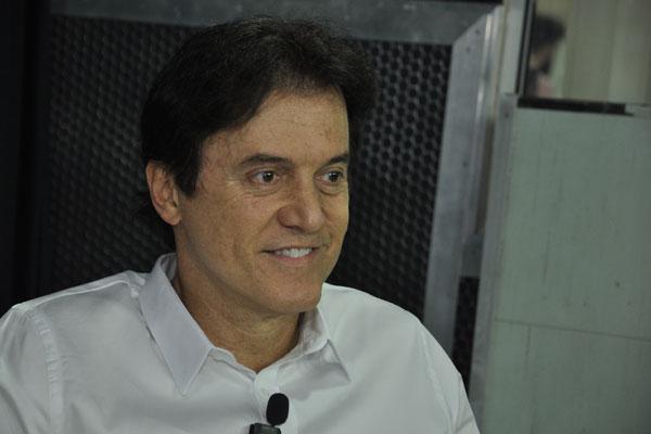 Robinson Faria, vice-governador e candidato ao governo do Rio Grande do Norte pelo PSD