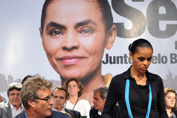 Aceno de Marina Silva, de que poderá ser candidata a presidente, abre nova discussão