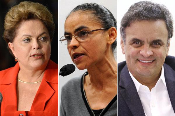 Entrada de Marina Silva na eleição muda cenário