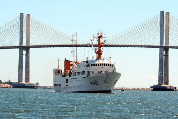 "Navio Oceanográfico ""Antares"""