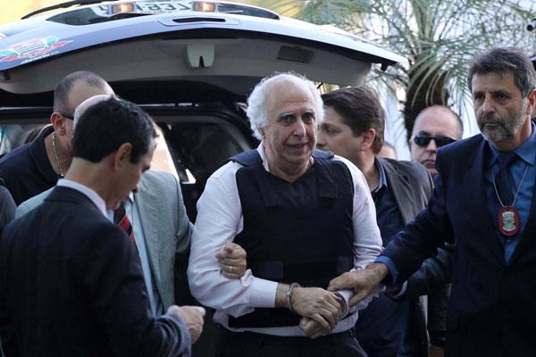 Preso no Paraguai, onde vivia escondido há três anos, Abdelmassih foi levado para Tremembé, onde ficará à disposição da Justiça