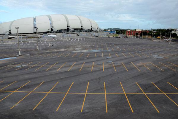 Carnatal será realizado em área da Arena, de 4 a 7 de dezembro, com até cinco blocos por dia