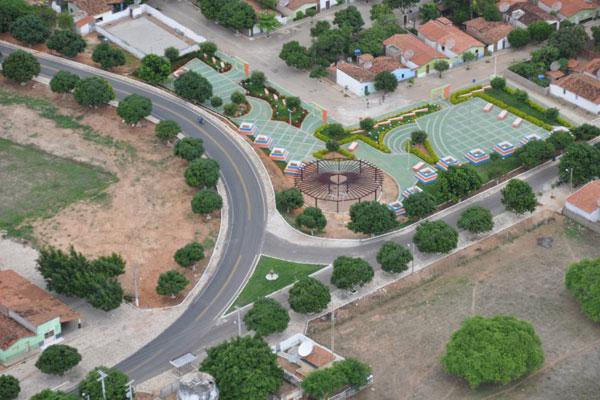 Viçosa é a única cidade do RN com menos de dois mil habitantes