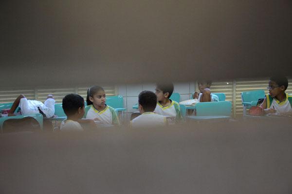 No Rio Grande do Norte, são altas as taxas de analfabetismo e de evasão escolar