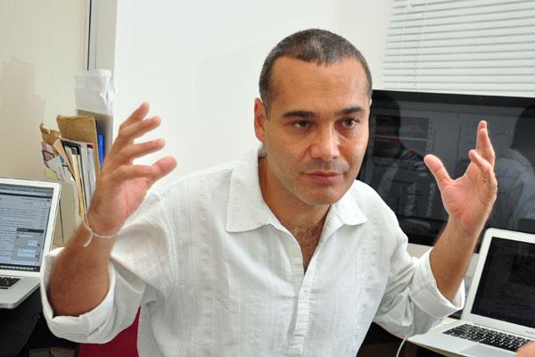 Sidarta Ribeiro, professor da UFRN e atual diretor do Instituto do Cérebro