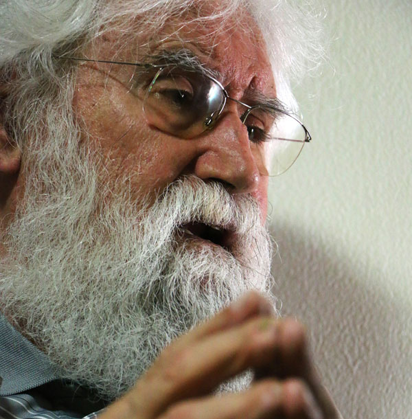Leonardo Boff, escritor e teólogo