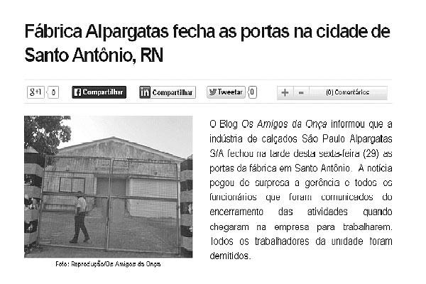 O fechamento foi confirmado pelo prefeito, por funcionários e noticiado por blogs do Agreste