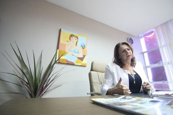 Betânia Ramaho acha que adesão ao projeto de tempo integral seria um dos caminhos para melhorar a qualidade da educação