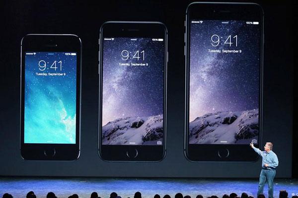 Resultado de imagem para Novos iPhone terão telas maiores e processadores mais potentes