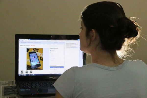 Vendas de produtos usados aceleram em sites de classificados online e nas redes sociais. No comércio tradicional, de rua, há queda