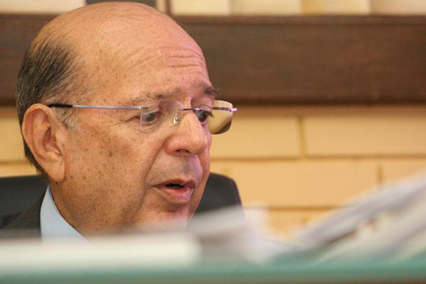 Assembleia aprovou homenagem a Iberê Ferreira de Souza